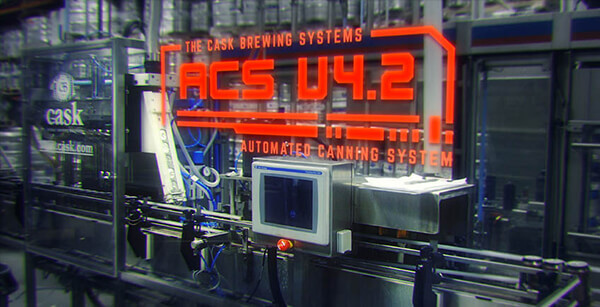 The ACS Automated Canning System V4.2 Video